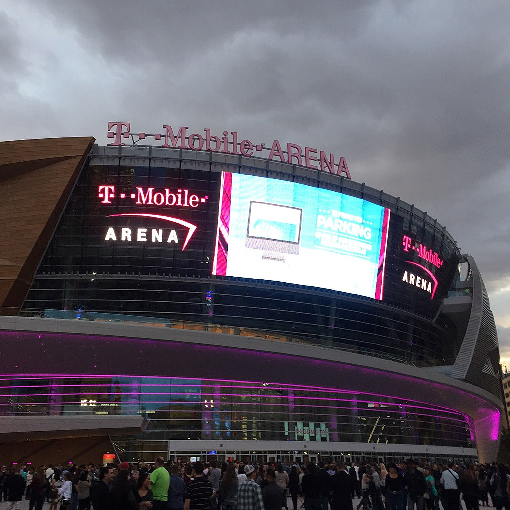 T-Mobile Arena, IMC, marketing strategy,